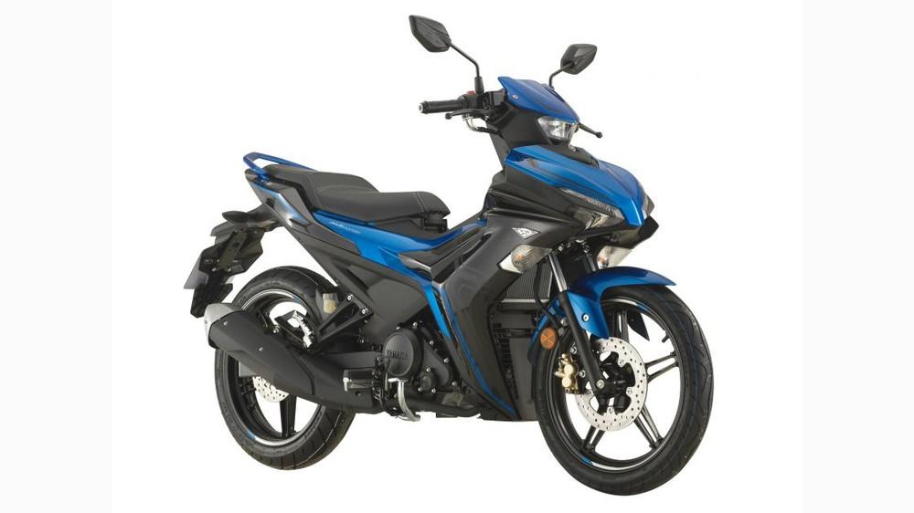 Yamaha Y16ZR xanh