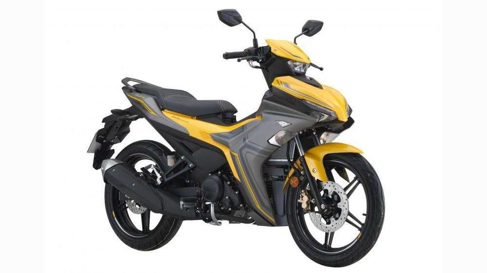 Yamaha Y16ZR vàng