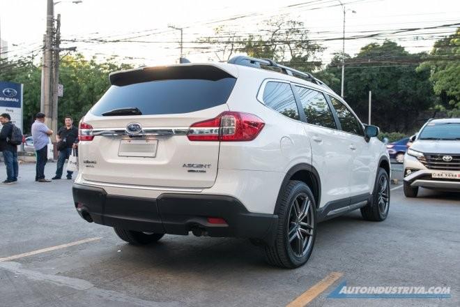Subaru Evoltis 2021 sẽ có hệ thống an toàn Eyesight