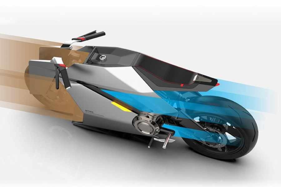 Khả năng lọc bụi mịn 2.5PM đỉnh cao của mẫu xe điện
