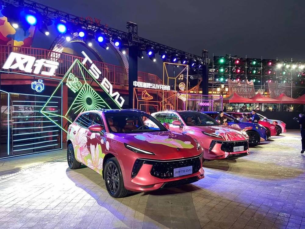 Dongfeng Fengxing T5 EVO chính thức được bày bán tại Trung Quốc