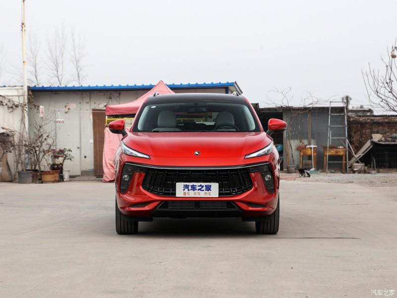 Thiết kế đầu xe của Dongfeng Fengxing T5 EVO