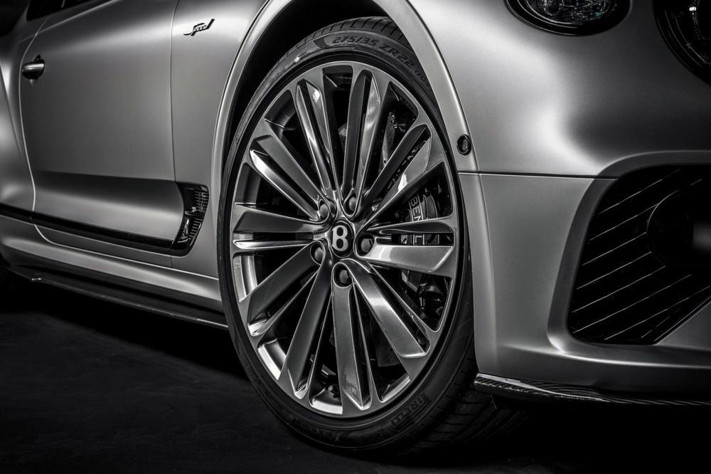 Bộ vành của Bentley Continental GT Speed 2021