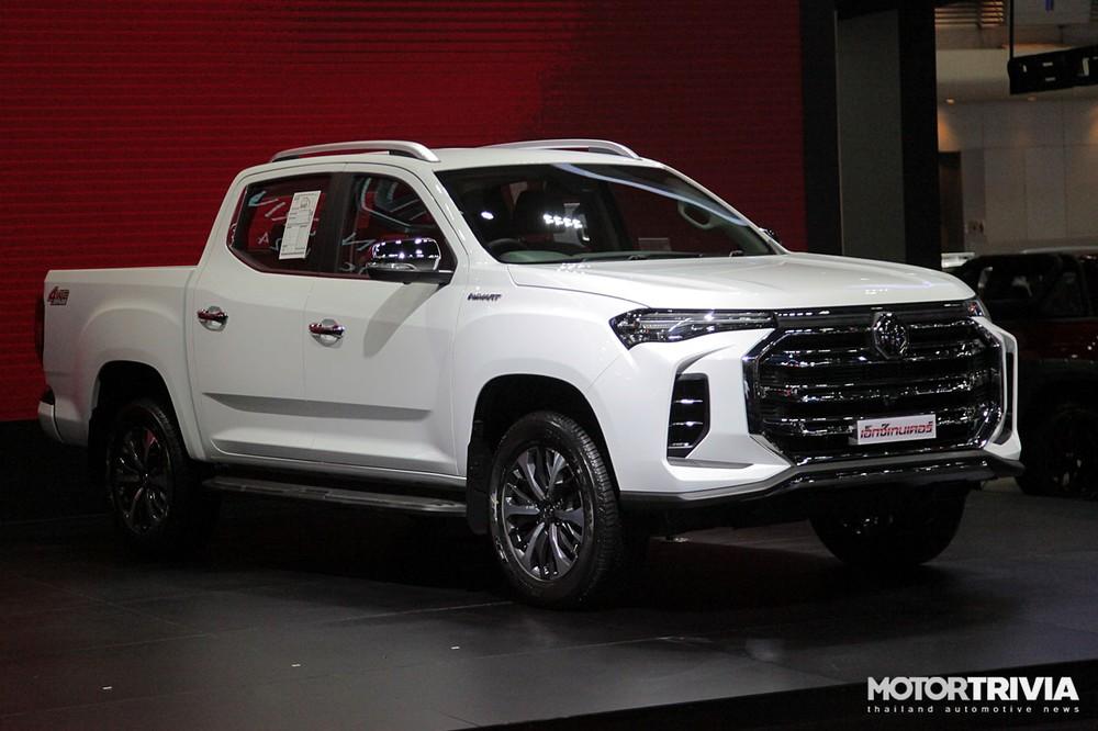MG Extender 2021 ra mắt trong triển lãm Ô tô Bangkok 2021