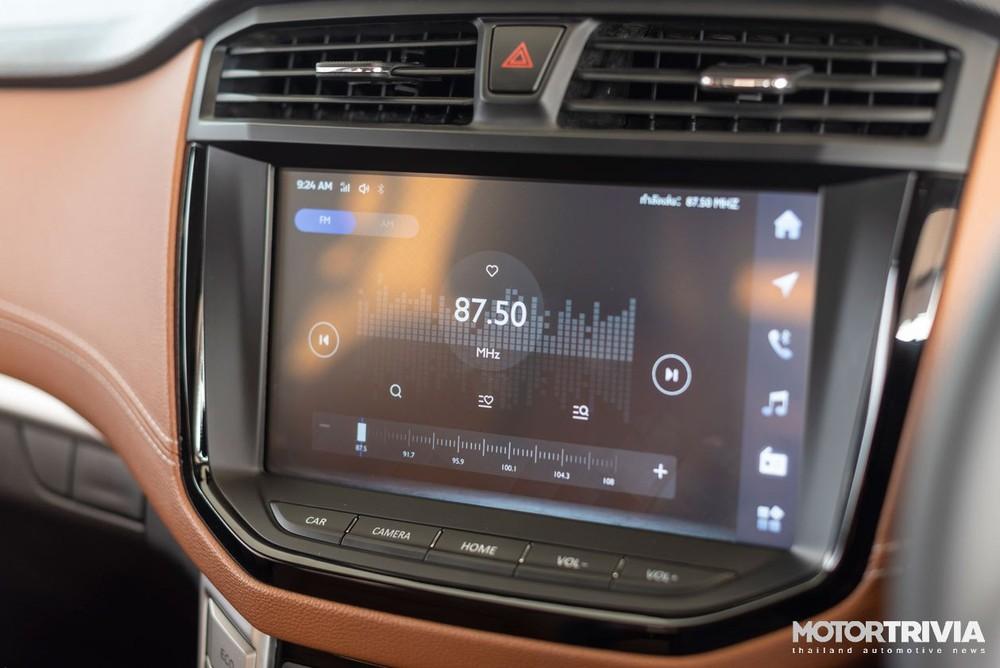 Màn hình cảm ứng 10 inch của MG Extender 2021