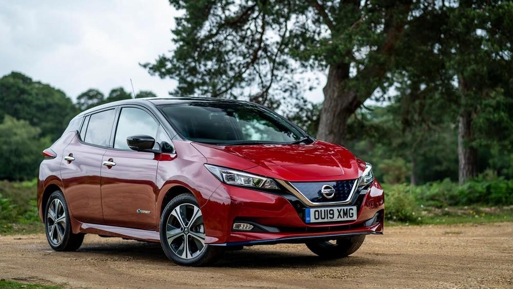 Xe ô tô điện Nissan Leaf