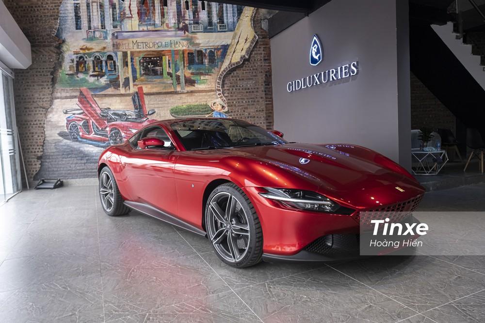 Tại Việt Nam, Ferrari Rome được đồn đoán rằng có giá bán hơn 22 tỉ đồng và hiện nay chiếc xe đang tạm thời cư ngụ tại Hà Nội trong lúc chờ chủ nhân.