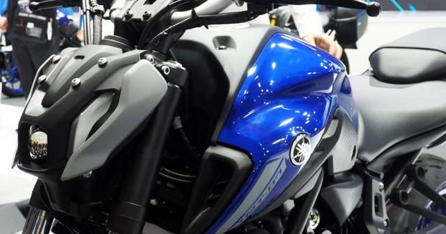 Yamaha MT-07 2021 xuất hiện tại Thái Lan cùng giá bán hơn 200 triệu