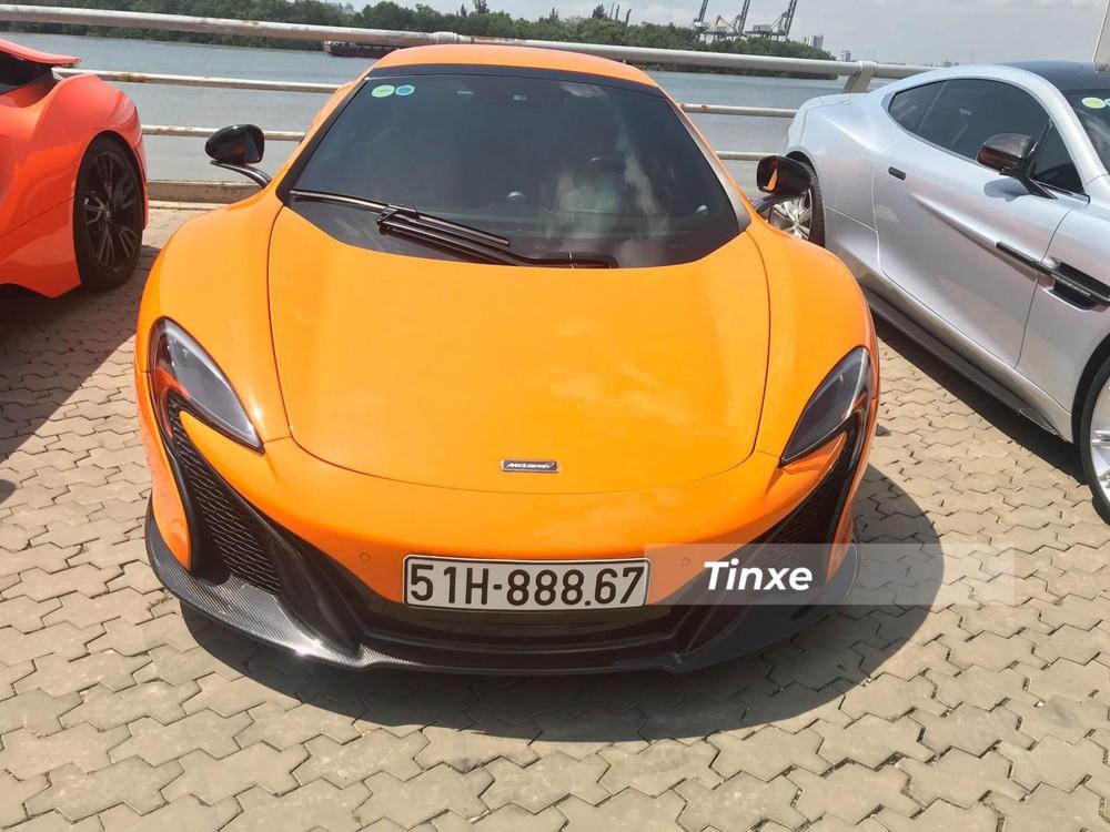 McLaren 650S Spider đầu tiên về Việt Nam tiếp tục đổi chủ đổi biển cùng gói độ trăm triệu đồng