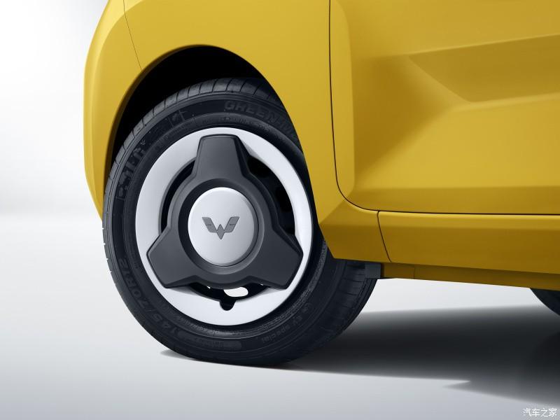 Bộ vành trẻ trung và thời trang hơn của Wuling Hongguang Mini EV Macaron