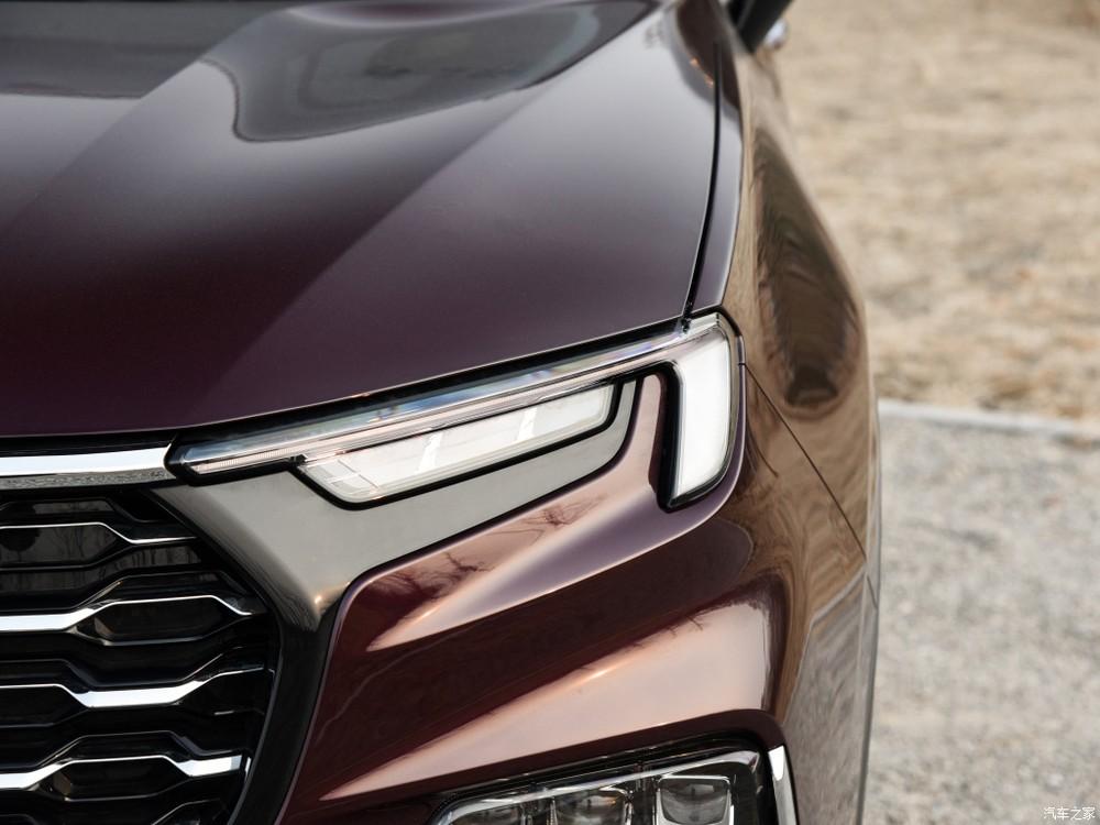 Đèn LED định vị ban ngày của Ford Equator 2021