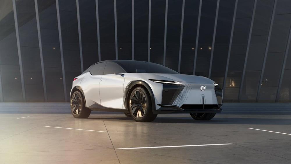 Lexus LF-Z Electrified Concept trình làng