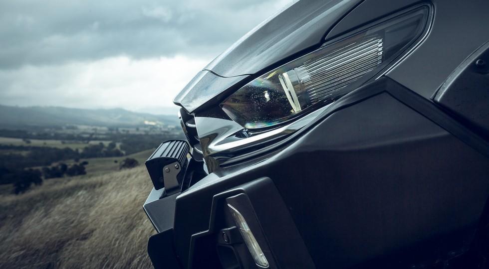 Mazda BT-50 Thunder 2021 có nhiều trang bị an toàn hiện đại