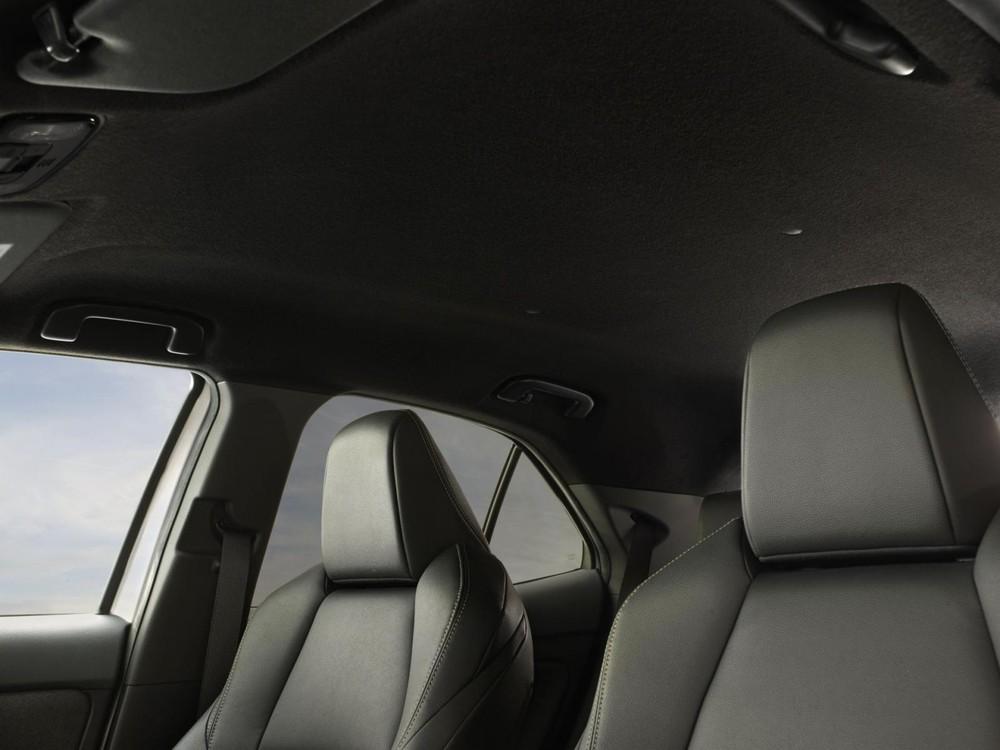 Nóc màu đen của Toyota Yaris Cross Adventure 2021