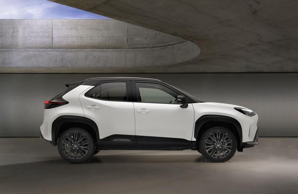 Toyota Yaris Cross Adventure 2021 có hệ dẫn động 4 bánh toàn thời gian