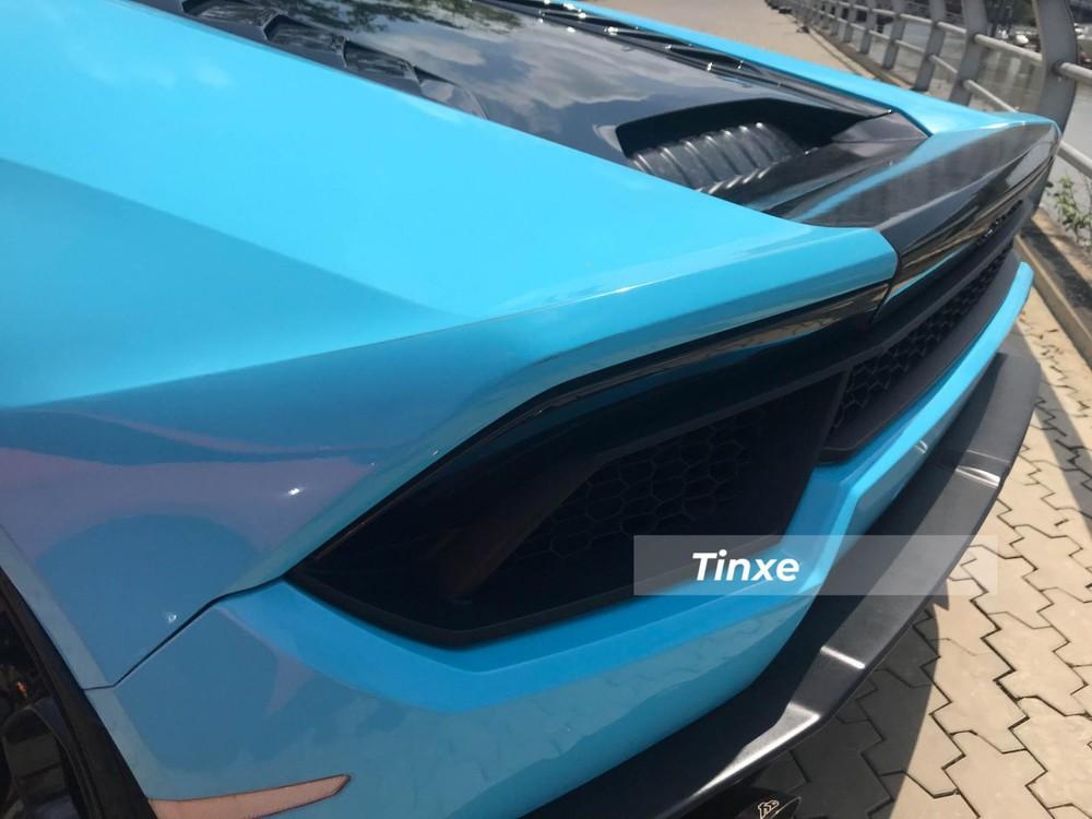 Lamborghini Huracan LP580-2 chỉ sản sinh ra công suất 580 mã lực