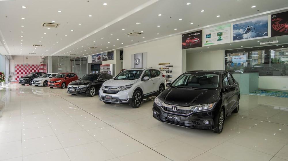 Trong 6 dòng xe đang được hãng xe Nhật Bản phân phối, Honda City hiện đang là sản phẩm có sức hút lớn nhất.