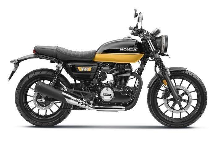 Honda CB350 RS là phiên bản mới nhất của dòng xe tân cổ điển này