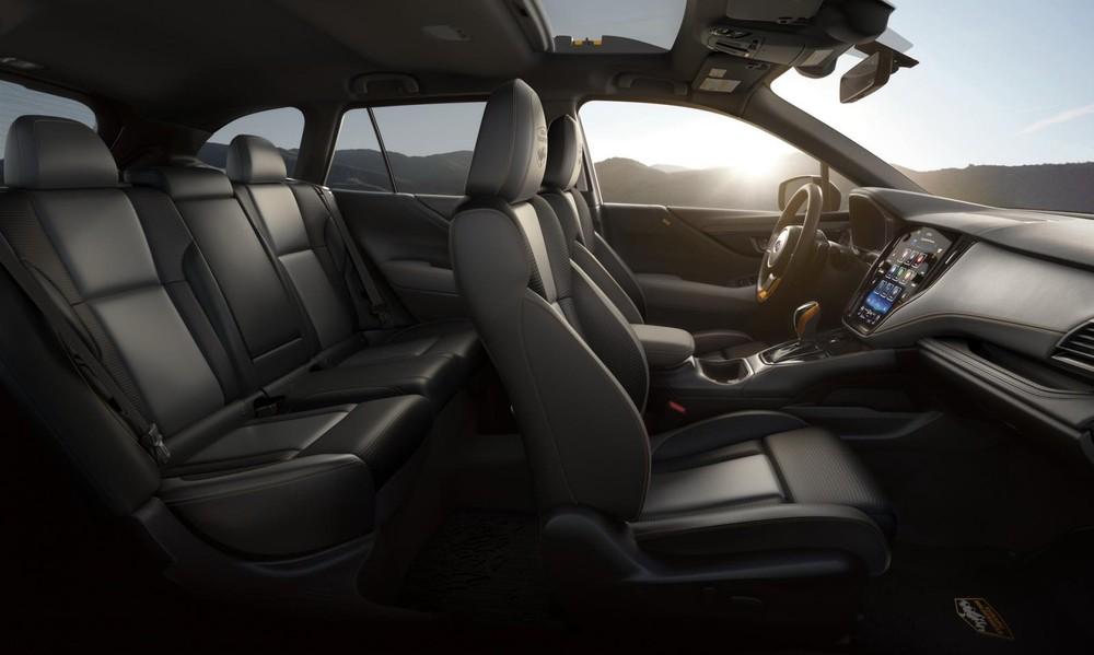 Giá xe Subaru Outback Wilderness 2022 chưa được công bố
