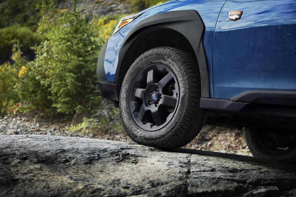 Bộ vành của Subaru Outback Wilderness 2022