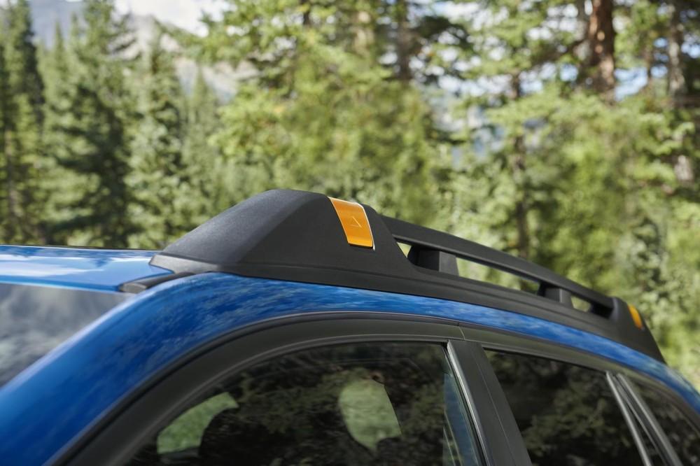 Baga nóc của Subaru Outback Wilderness 2022