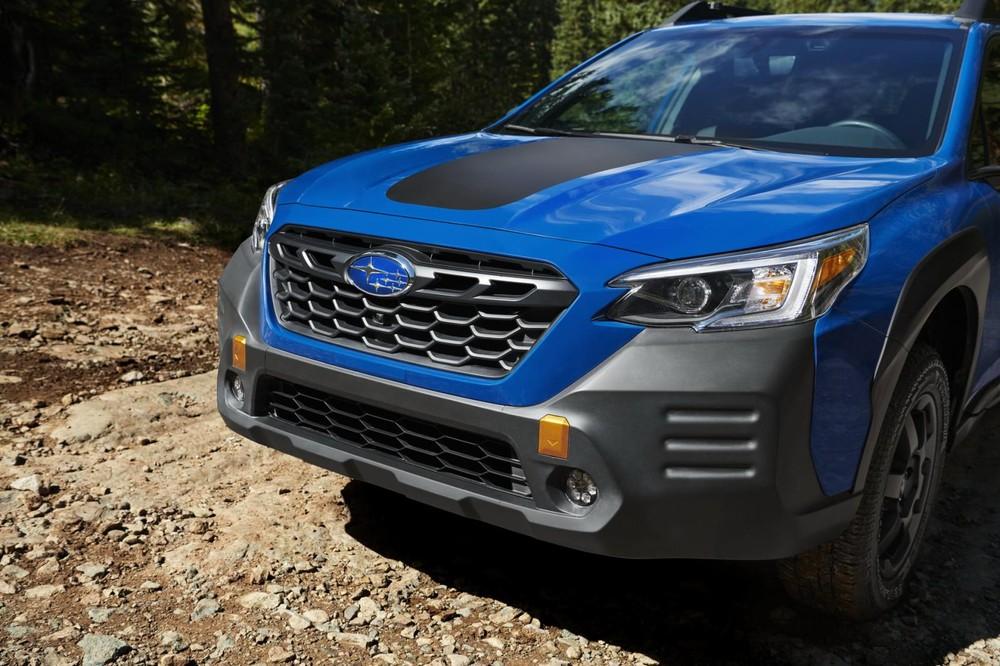 Đầu xe Subaru Outback Wilderness 2022