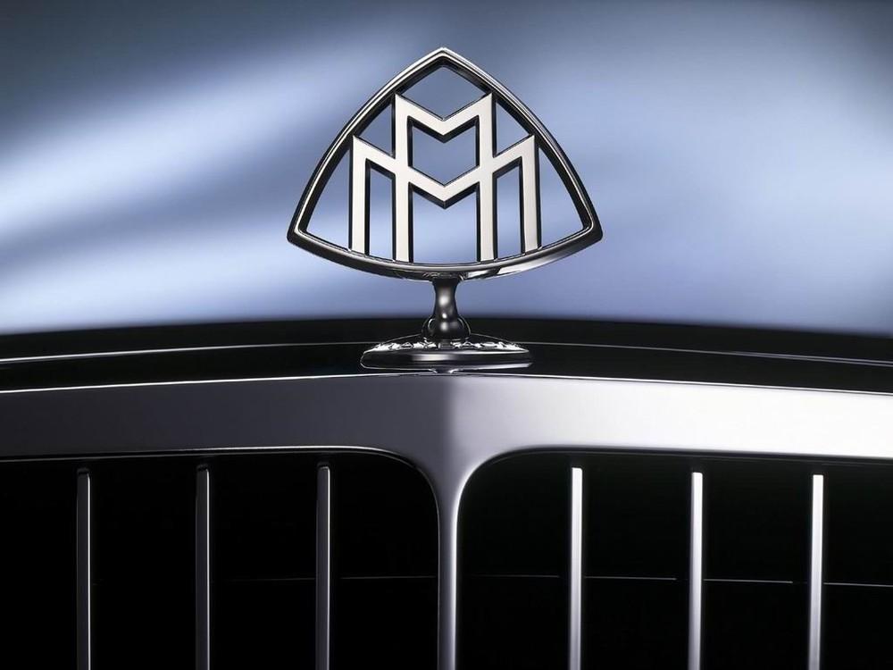 Logo Mercedes Maybach
