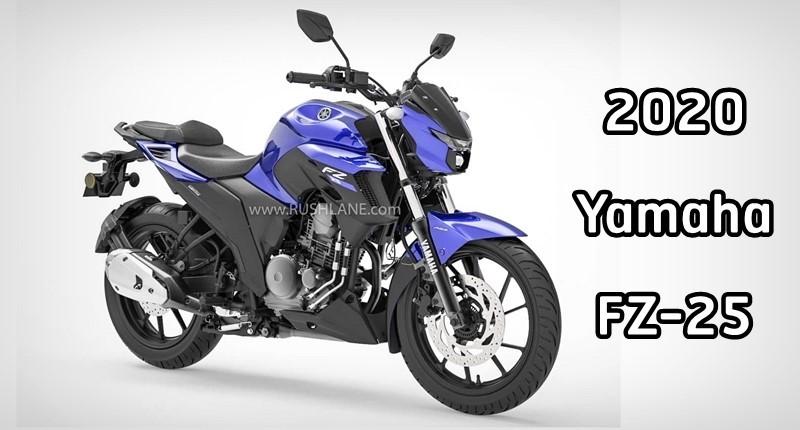 Yamaha XSR250 được thiết kế dựa trên Yamaha FZ-25