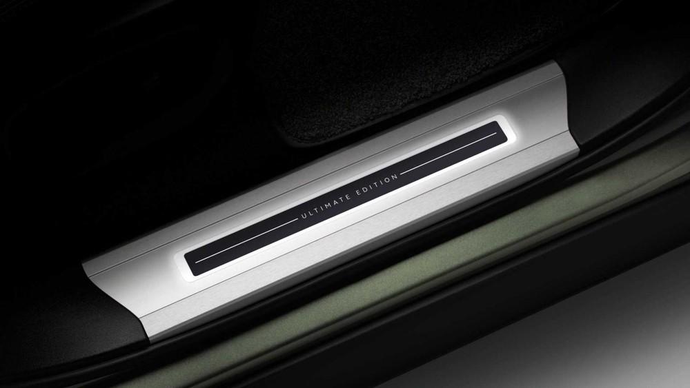 Ốp bậc cửa của Range Rover SVAutobiography Ultimate Edition 2021