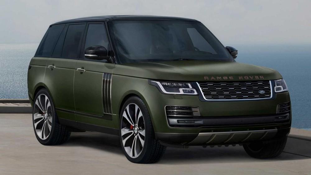 Range Rover SVAutobiography Ultimate Edition 2021 bản Dynamic