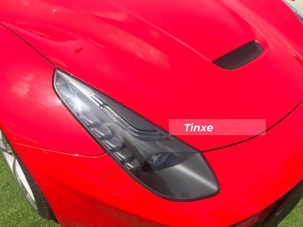 Đèn pha LED thiết kế sắc cạnh của Ferrari F12 Berlinetta