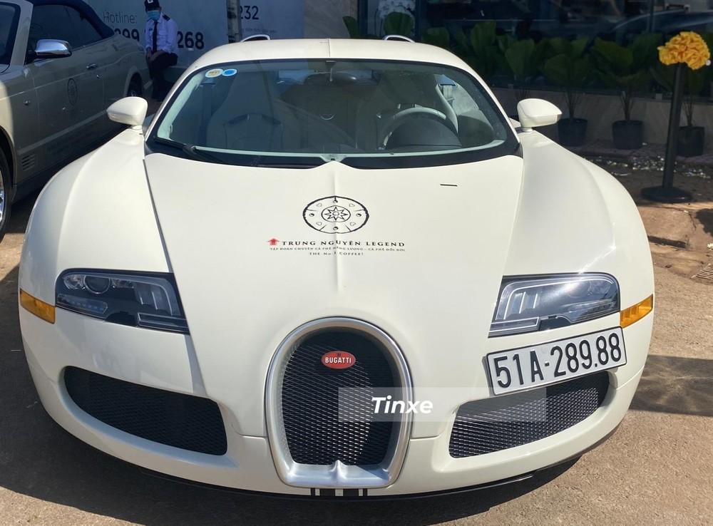 Lần đầu xuất hiện công khai ở Buôn Ma Thuột, Bugatti Veyron chiếm trọn cảm tình từ khách tham quan