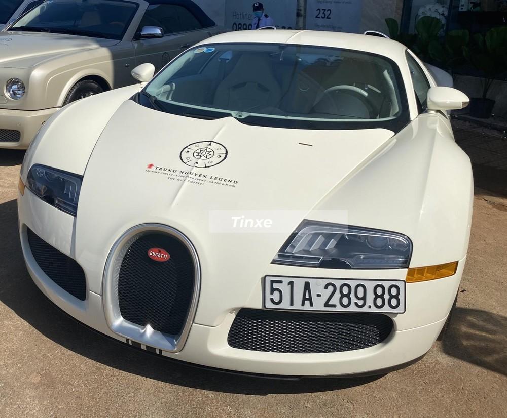 Bugatti Veyron vẫn là siêu xe nhanh nhất tại Việt Nam hiện nay