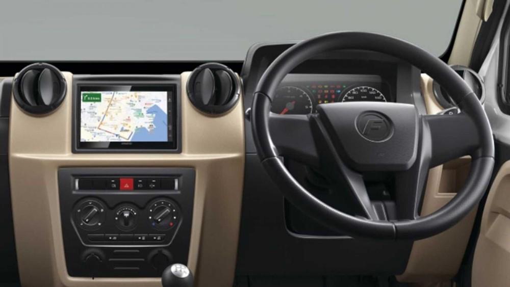 Hệ thống láicủaForce Motors Trax Cruiser
