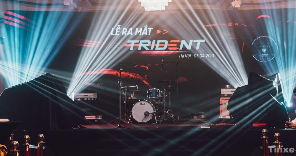 Lễ ra mắt hoành tráng của Triumph Trident 660 2021 tại khách sạn HiltonHà Nội