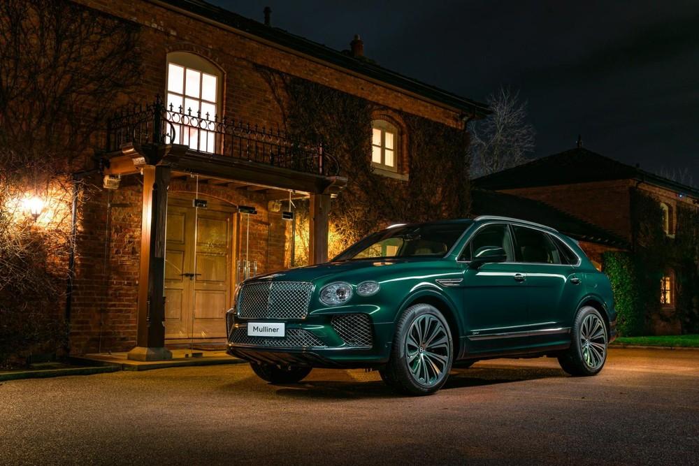 Bentley Bentayga Hybrid độc nhất vô nhị