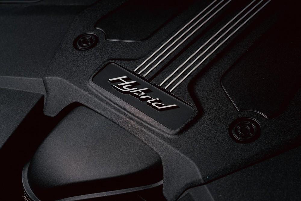 Động cơ của Bentley Bentayga Hybrid