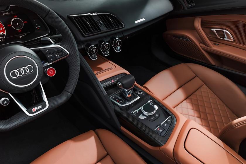 Audi R8 V10 Spyder 2021 về Việt Nam sẽ thuộc phiên bản Performance