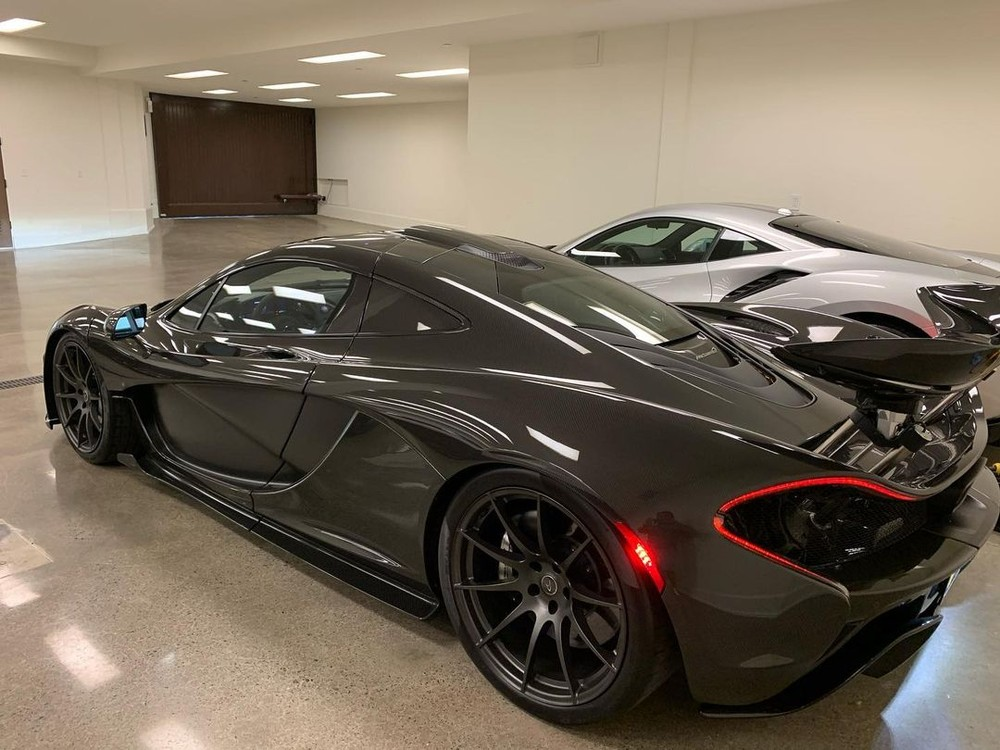 McLaren P1 chỉ sản xuất 375 xe