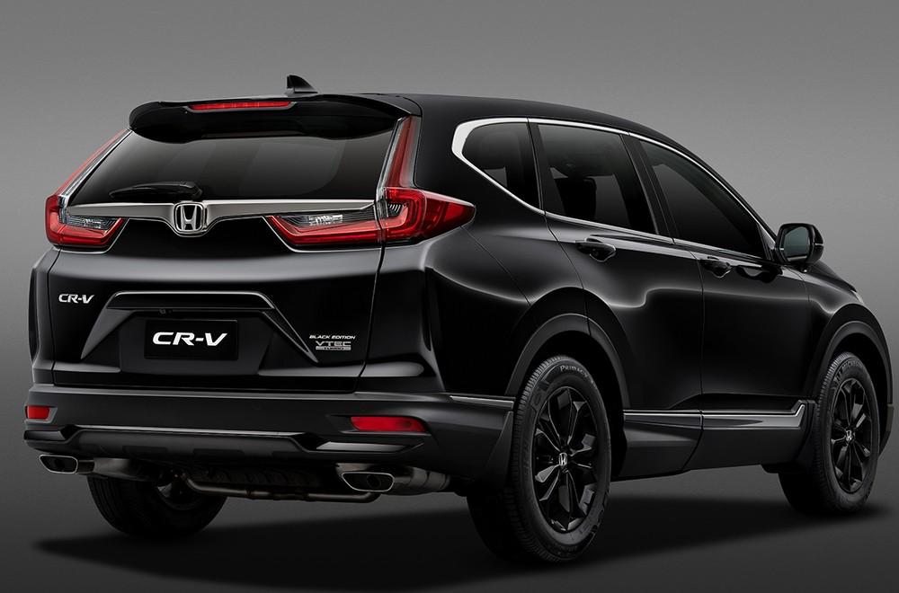 Honda CR-V LSE sẽ có giá bán 1,138 tỉ đồng - cao hơn 20 triệu đồng so với Honda CR-V L.
