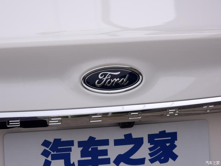 Ford Escort 2021 chưa được công bố giá bán