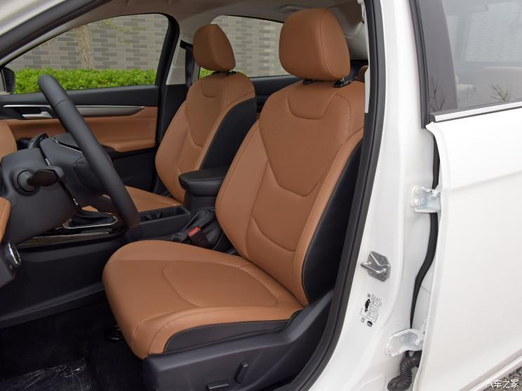 Ghế trước của Ford Escort 2021
