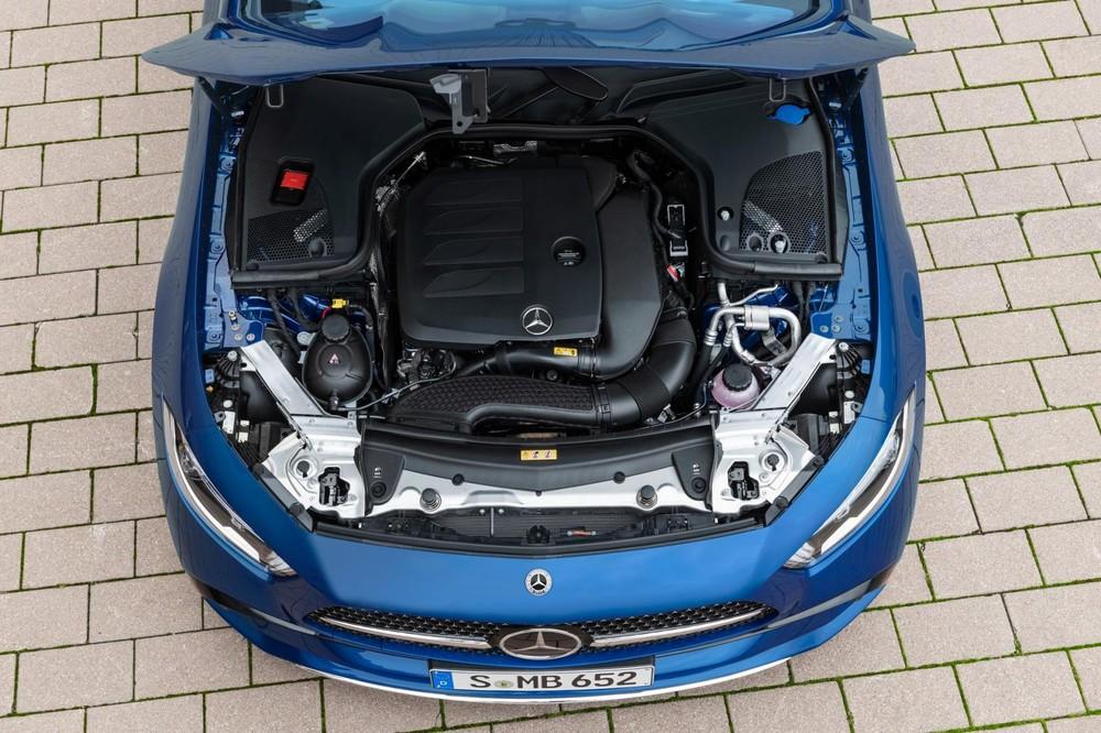 Mercedes-Benz CLS 2021 có 6 tùy chọn động cơ