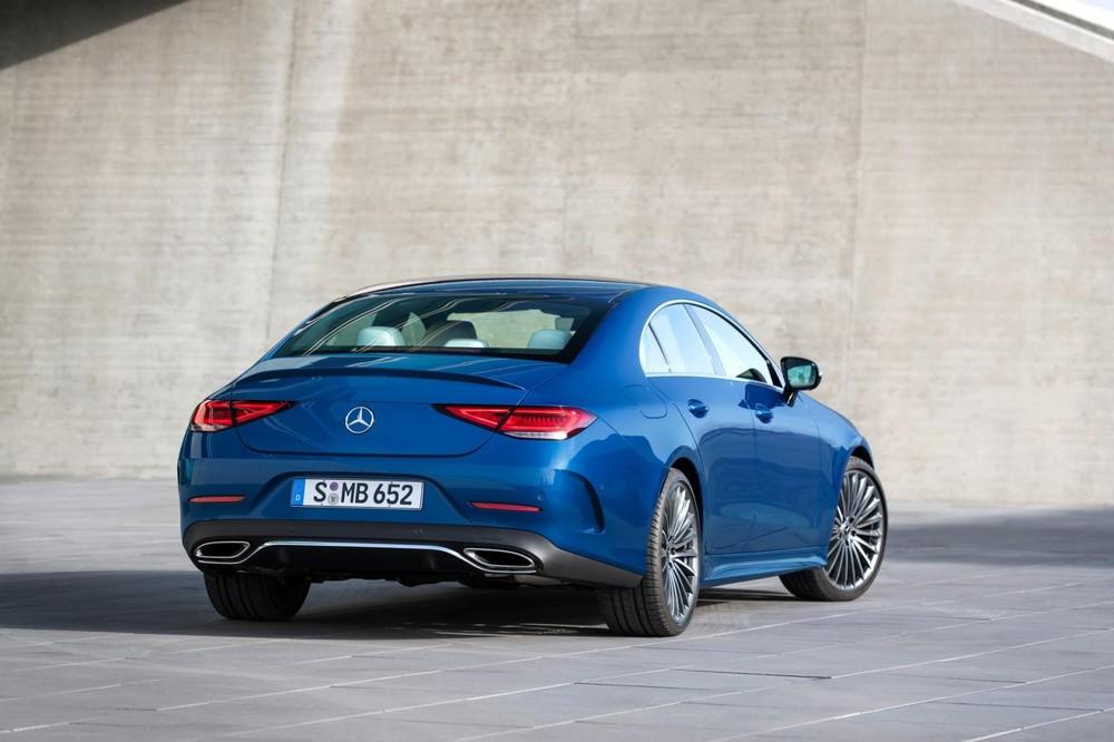 Mercedes-Benz CLS 2021 có thêm nhiều gói phụ kiện mới