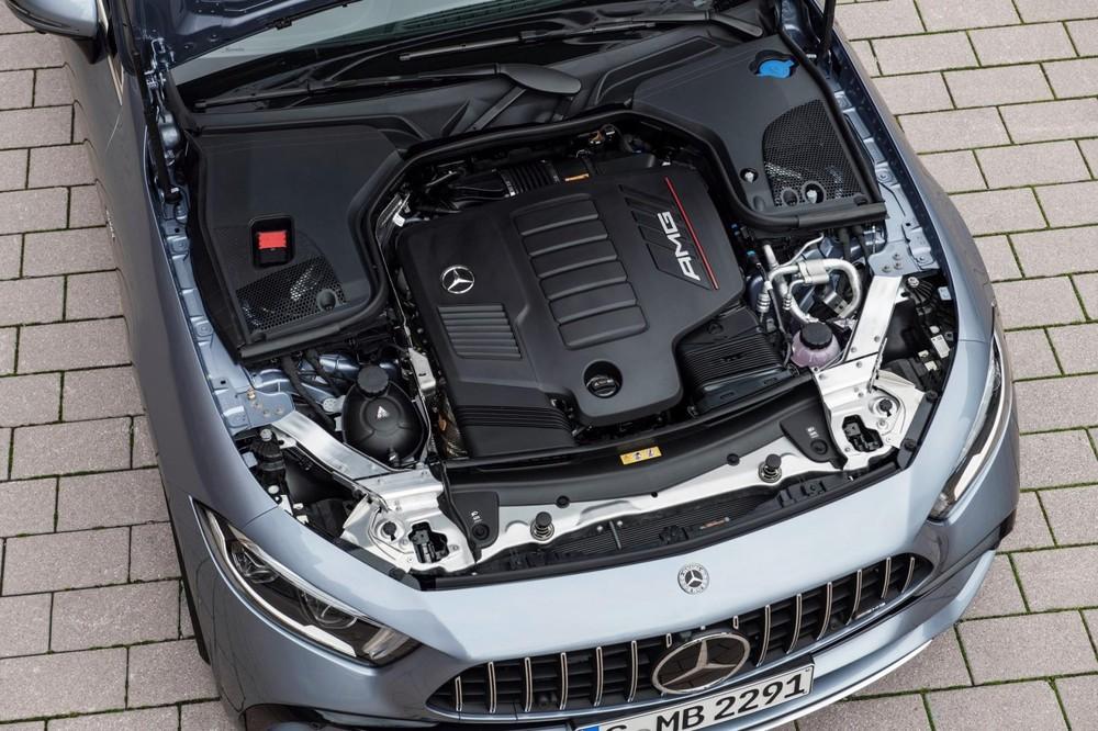 Động cơ của Mercedes-AMG CLS 53 4Matic+ 2021