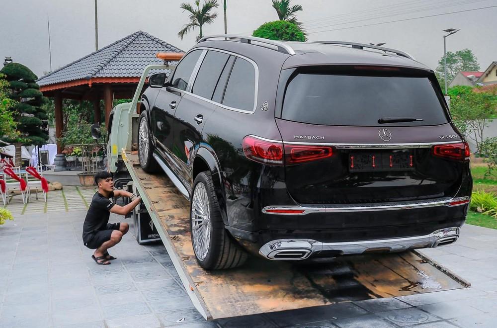 SUV siêu sang Mercedes-Maybach GLS 600 có giá bán trên 17 tỷ đồng