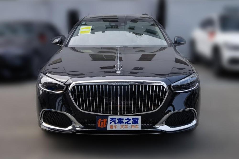 Mercedes-Maybach S480 2021 có thiết kế sang trọng
