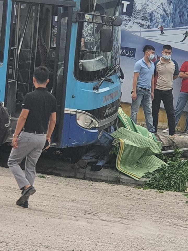 Vụ tai nạn khiến 1 người đang đi bộ tử vong tại chỗ