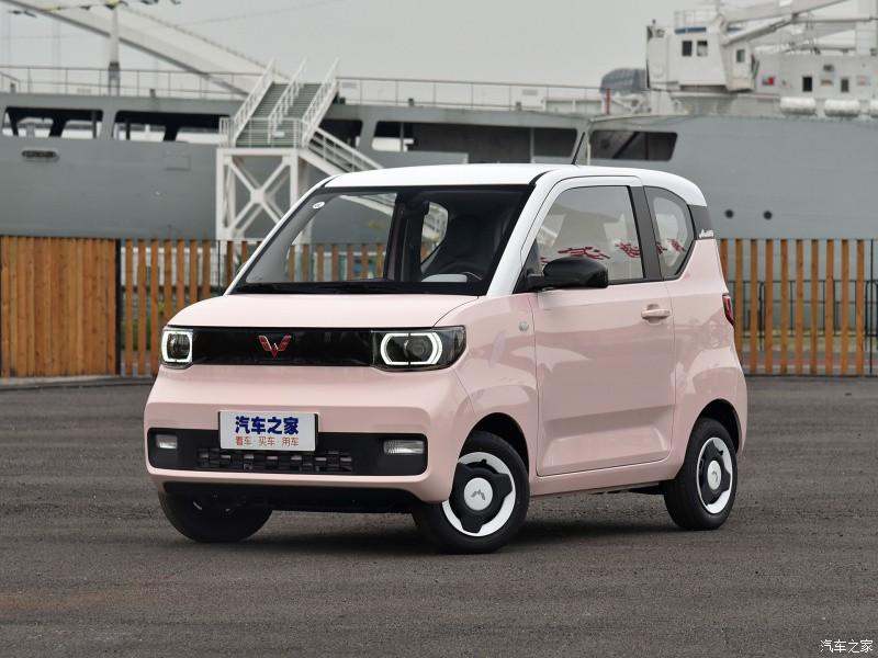 Wuling Hongguang Mini EV Macaron 2021 đã được 36.000 người đặt mua