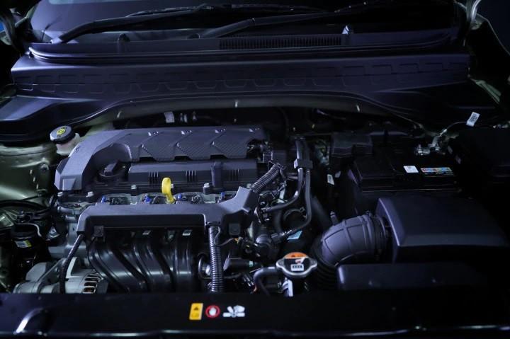 Động cơ của Kia Sonet 7 chỗ